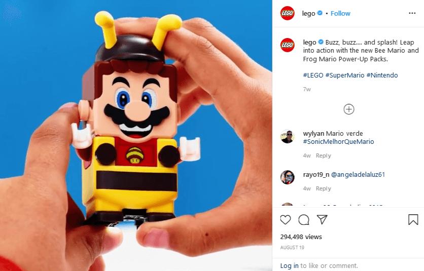 Lego - Visual Identity
